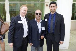 Dean Michael Lairmore, Pancho Lopez and Jose Guerrero Cota (Class of 2018)